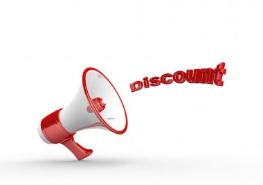 megaphone and word discount