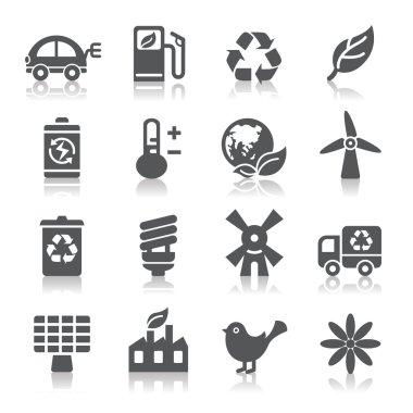Environmental Protection Icons