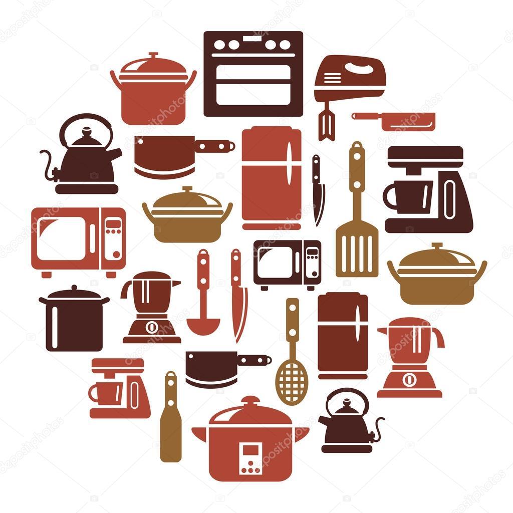 http://st2.depositphotos.com/3643517/5270/v/950/depositphotos_52704367-Kitchen-utensils-and-appliances-icons.jpg