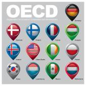Photo OECD Members countries - Part TWO