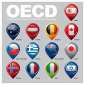 Photo OECD Members countries - Part THREE