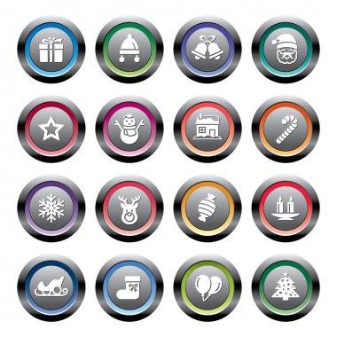 Christmas Element Icons