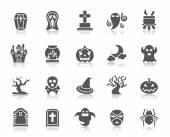 Fotografie Halloween ikony