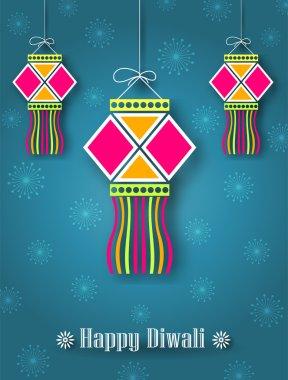 Hanging Diwali Lamps (Kandil)
