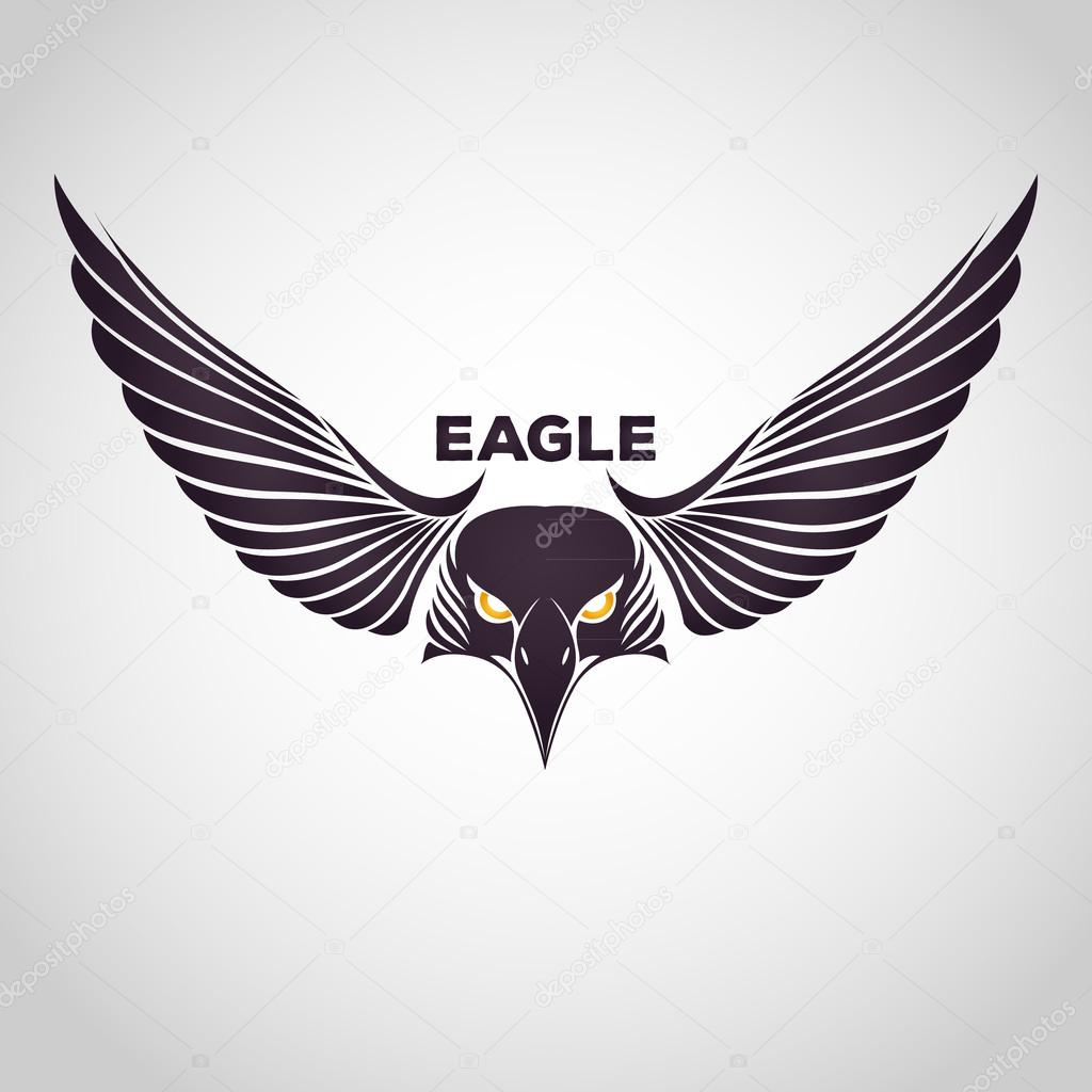 Eagle logo stock vector ilovecoffeedesign 79385506 eagle logo stock vector biocorpaavc Gallery