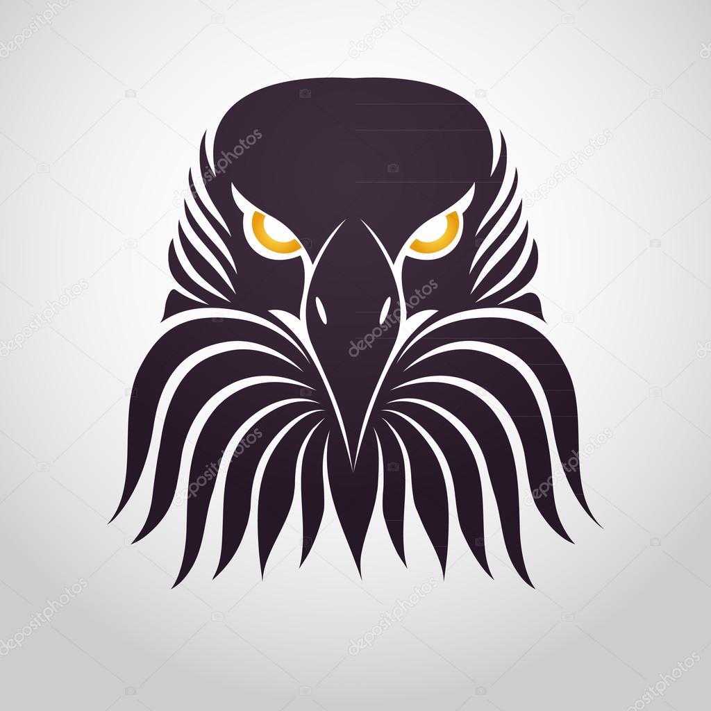 eagle logo stock vector ilovecoffeedesign 79385550