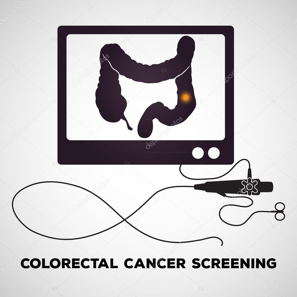 Procedimiento de colonoscopia para la detección de enfermedades de ...