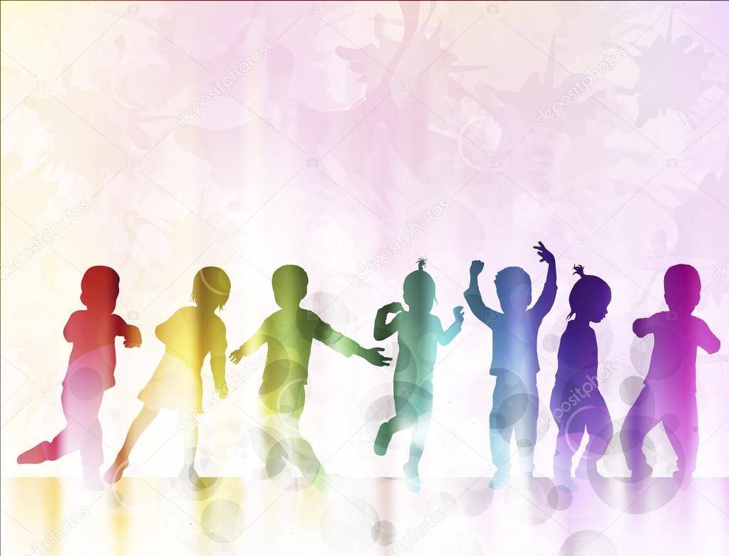 Znalezione obrazy dla zapytania tańczące dzieci