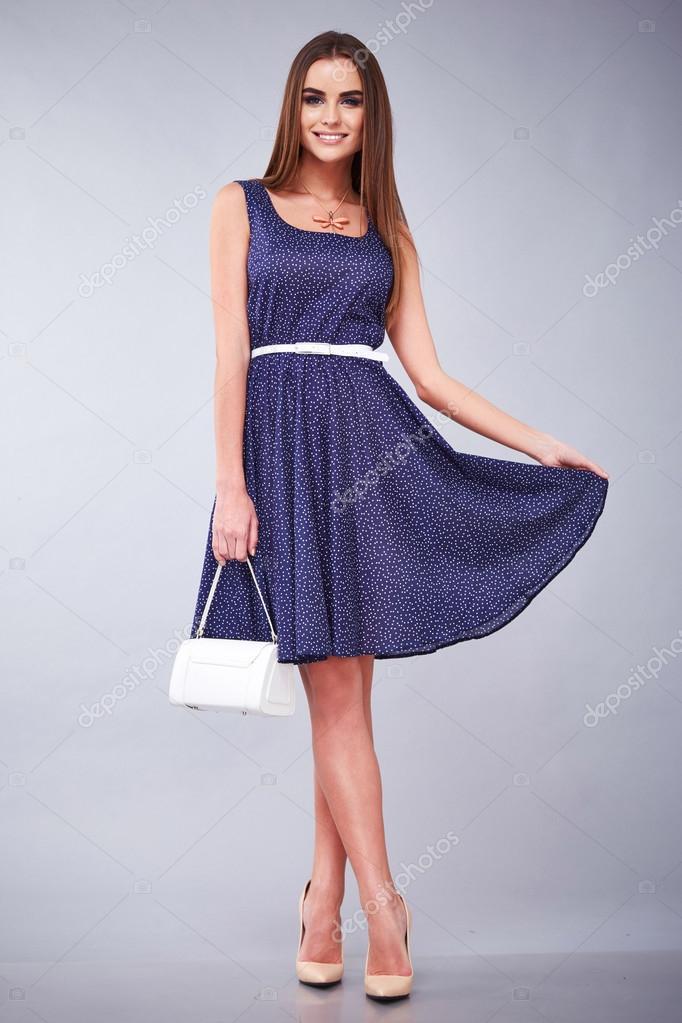 Catálogo de diseñadores de moda de ropa casual y oficina — Foto de ...