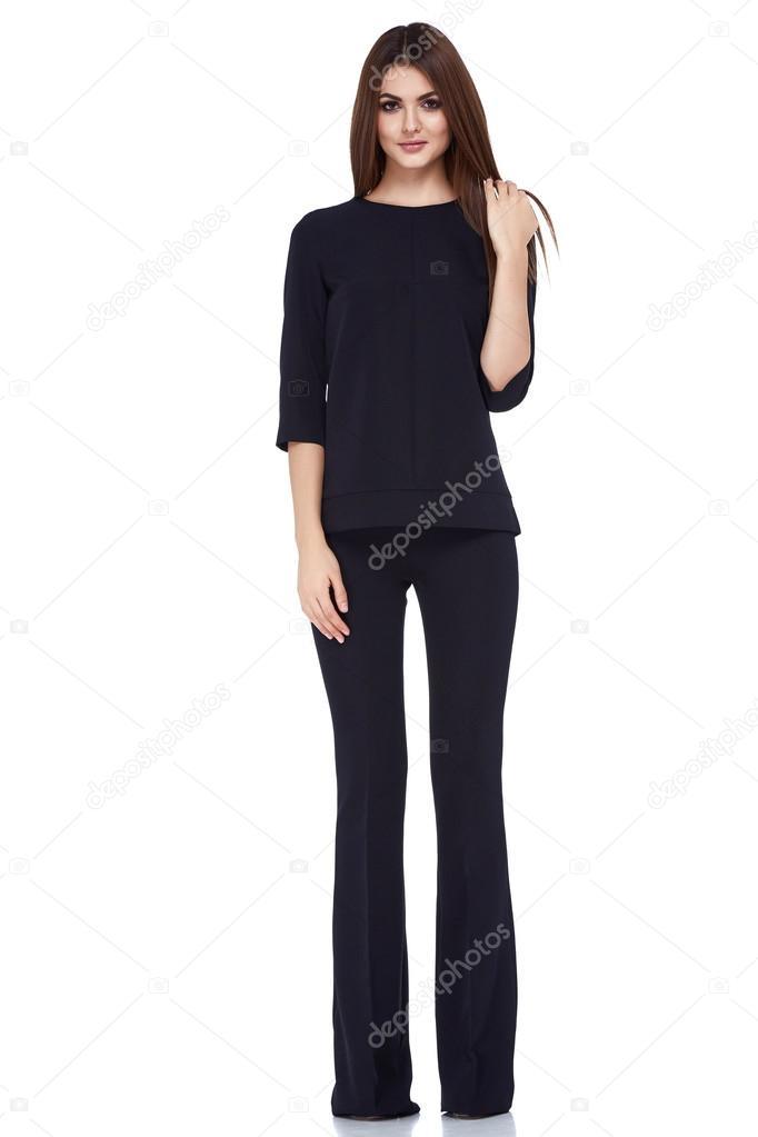 Деловой сексуальный стиль одежды
