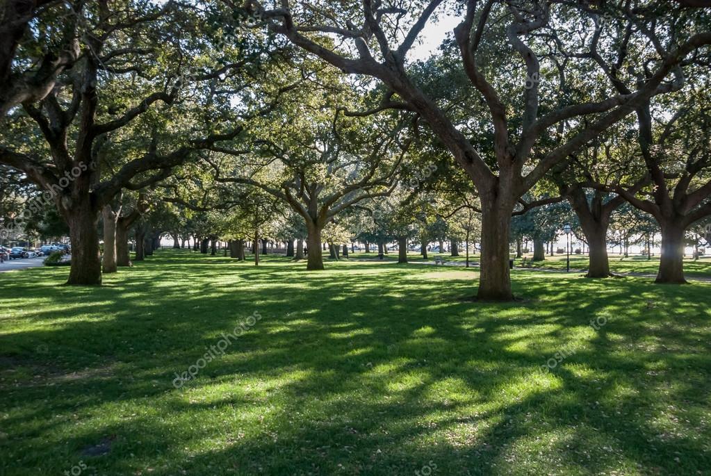 White Point Garden Charleston SC