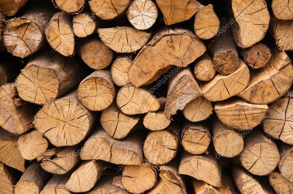 Trama di sfondo di legna da ardere impilata foto stock for Legna da ardere prezzi