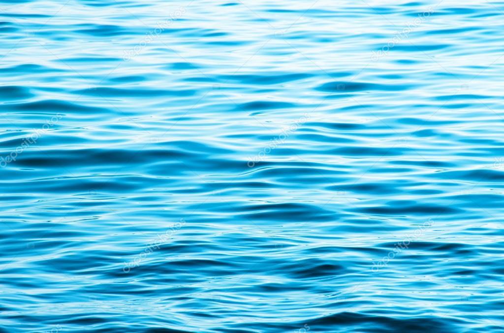 Sfondo Di Acqua Di Mare Blu Foto Stock Nataliiak 111852082