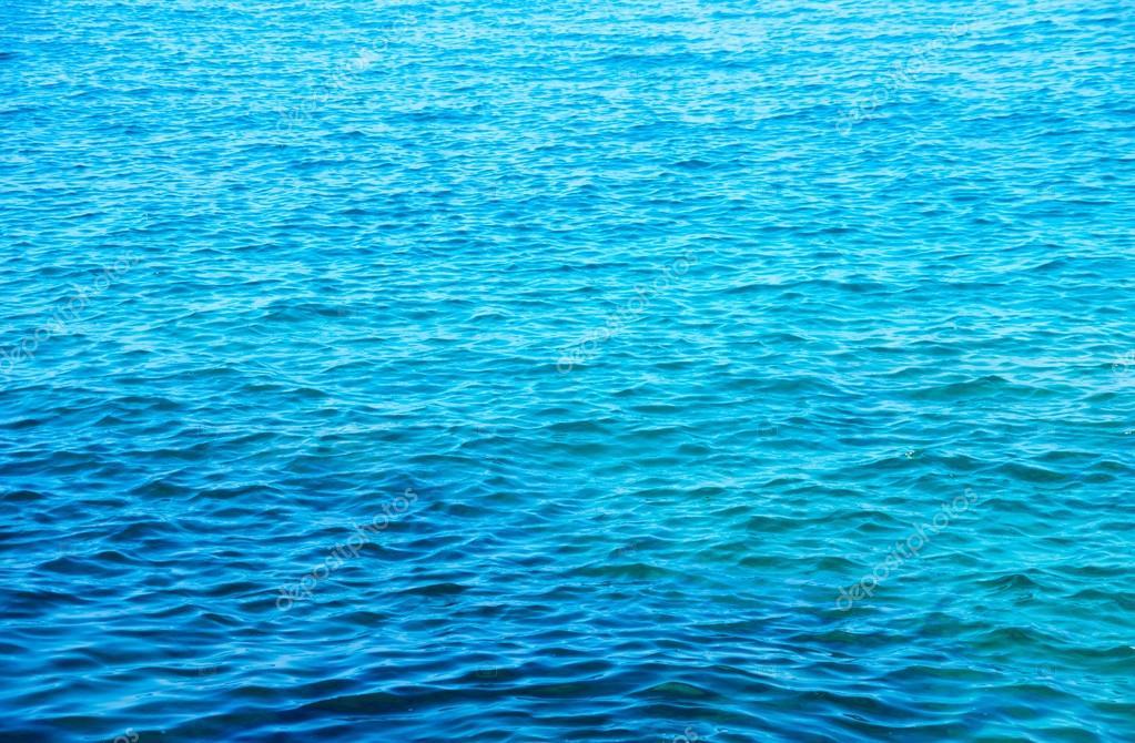 Sfondo Di Acqua Di Mare Blu Foto Stock Nataliiak 120409310