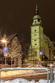 Fotografie St. Peters Church in Weilheim an der Teck, Deutschland