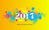 Tvůrčí a šťastný nový rok 2017