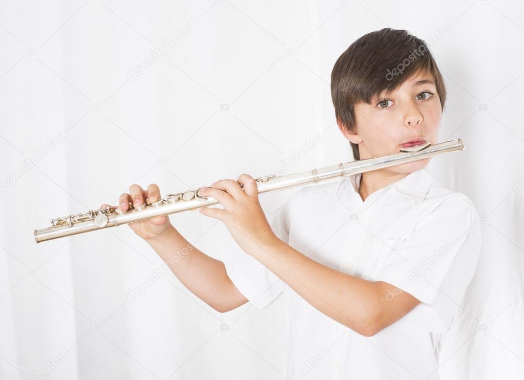 На флейте в сперме фото — pic 1