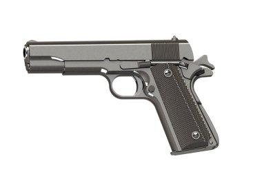 steel gun 3D