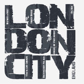 Fotografie London-City-Typografie-Design