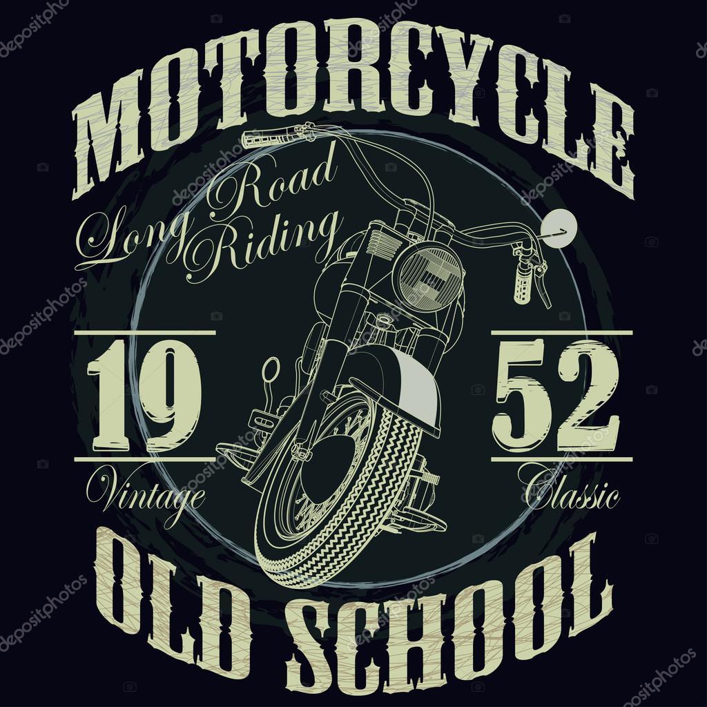 motorcycle racing typography graphics racing t shirt design stock photo 81692552 - Racing T Shirt Design Ideas
