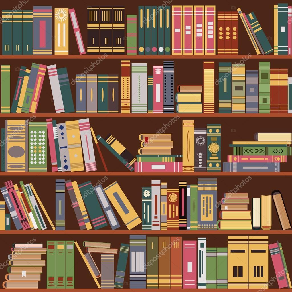 estantera libros biblioteca Foto de stock ambassador80 90958258