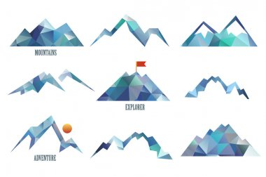 mount triangle illustration