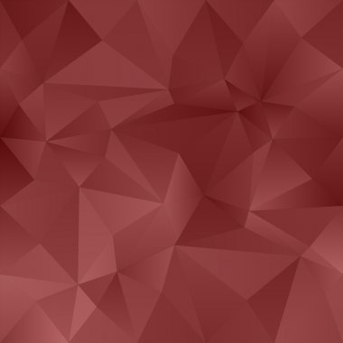 Maroon triangle pattern background