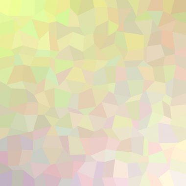 Multicolor abstract mosaic background