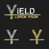 Fényképek Letter Y (yield)