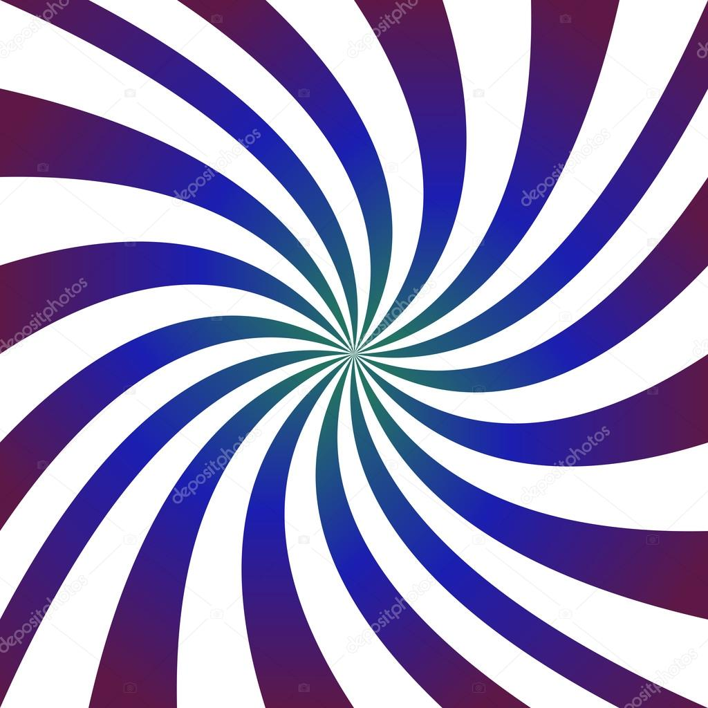 Purple blue green spiral design background — Stock Vector ...