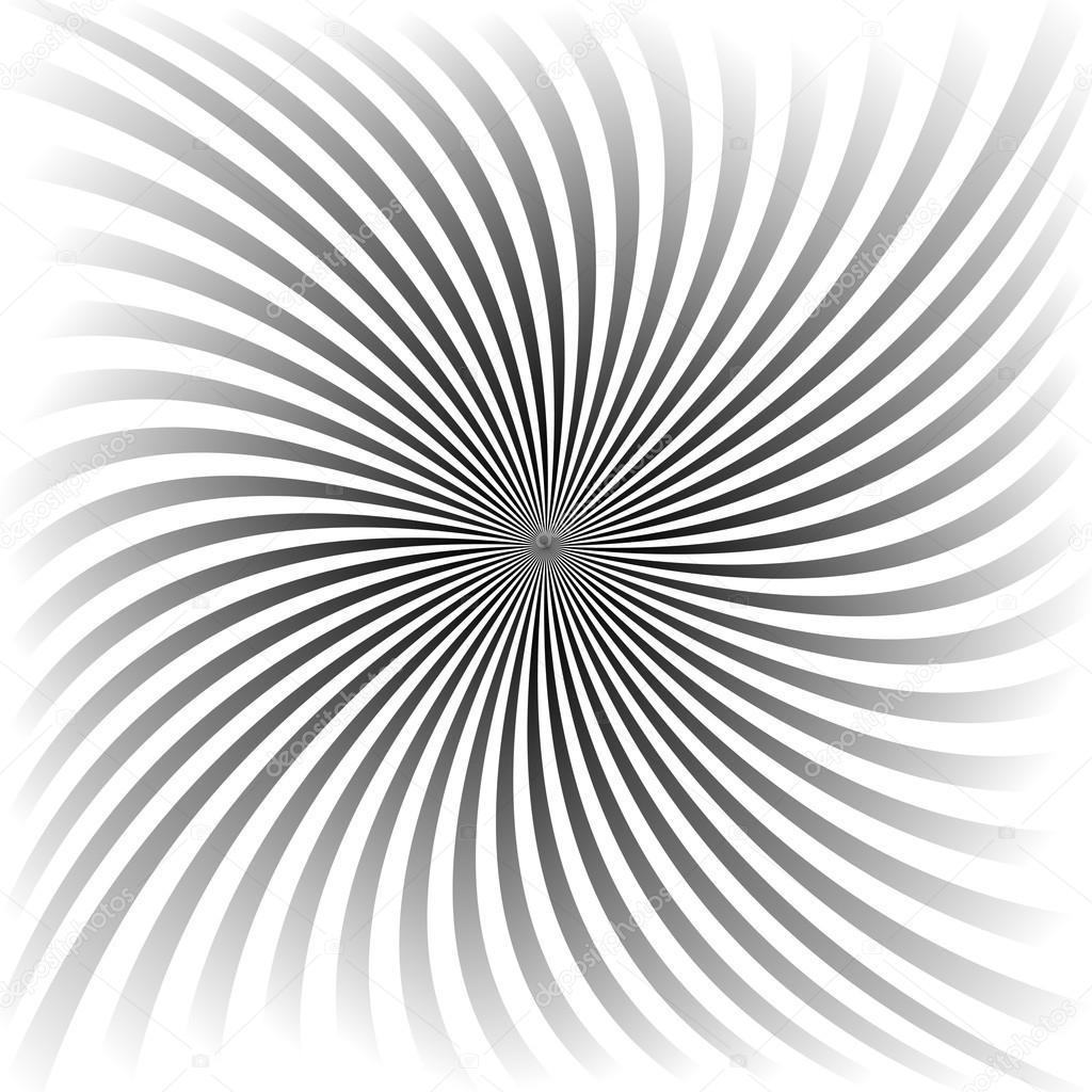 design de fond gris d grad spirale image vectorielle davidzydd 89649028. Black Bedroom Furniture Sets. Home Design Ideas