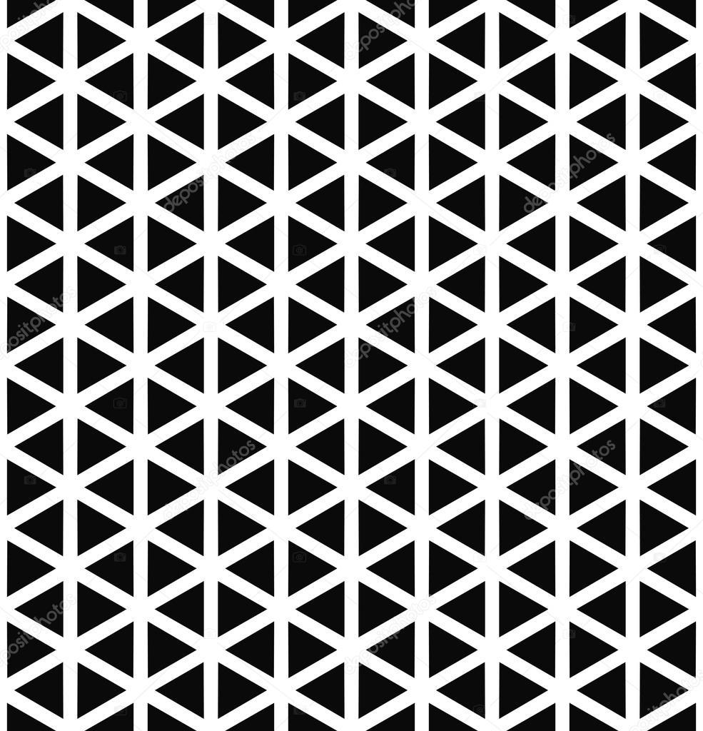 Triangle Pattern Amazing Decorating