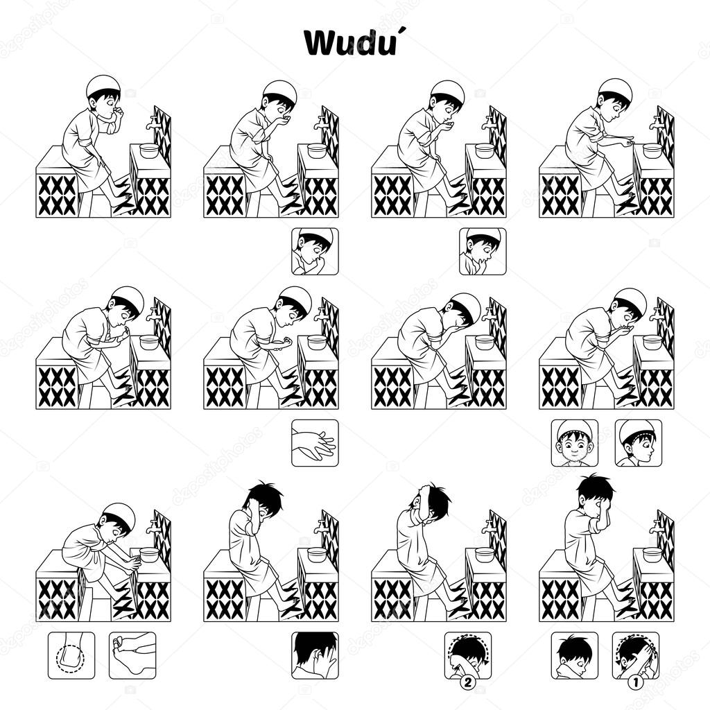 wudu chatrooms He was washing his feet when a man he didn't know entered the men's room and asked him what he was doing with his foot in the sink  called 'wudu' - he could not present himself before allah to .