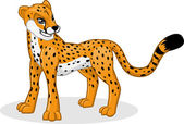 Alta qualità Cheetah del fumetto
