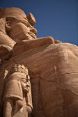 Photo A beautiful profile of the  Sphinx