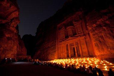 Monestry at Petra, Jordan