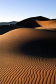 Landschaft aus sossusvlei, namibia