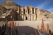 Fotografie Monestry at Petra, Jordan