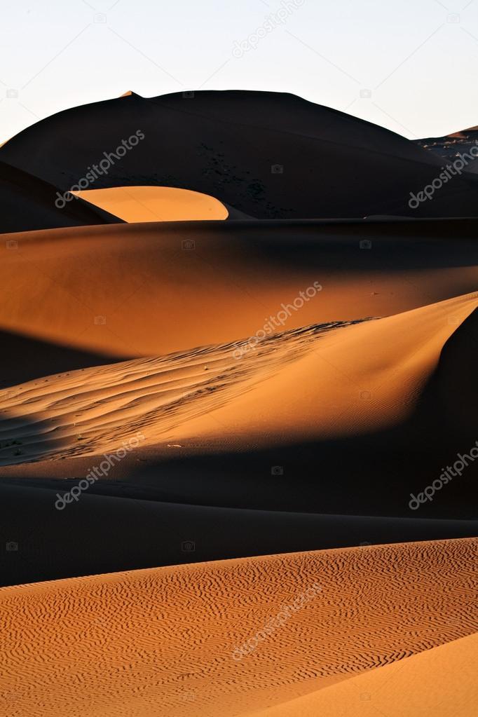 Landscape from Sossusvlei, Namibia