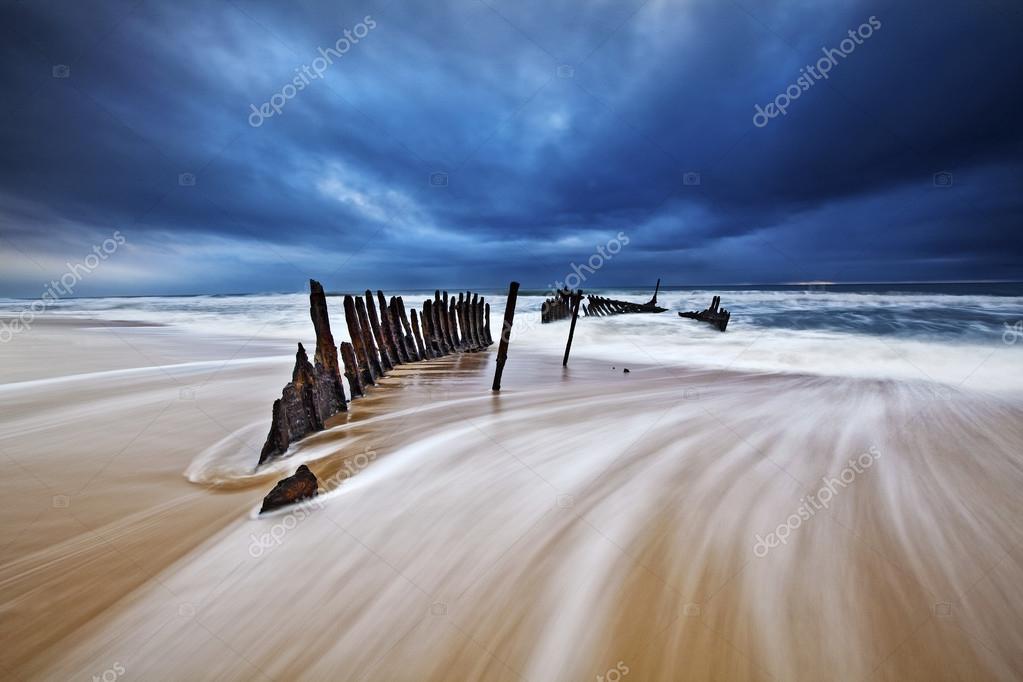 Australian beach