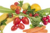Složení ovoce a zeleniny