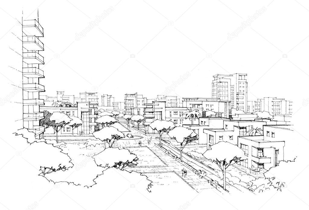 City panorama-4