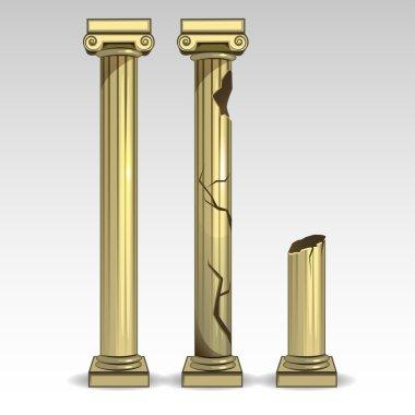 Ancient Greek columns1