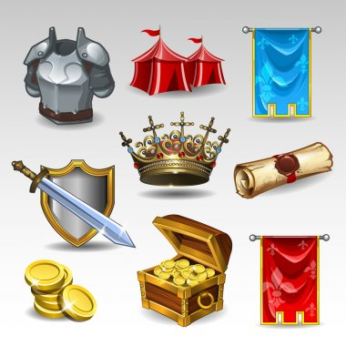 Knight set