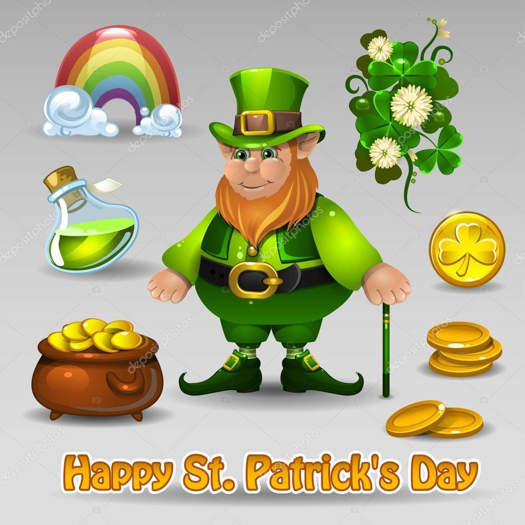 St Patricks set 4