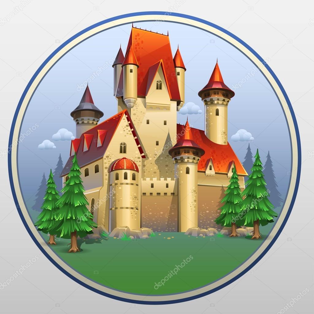 Castle label