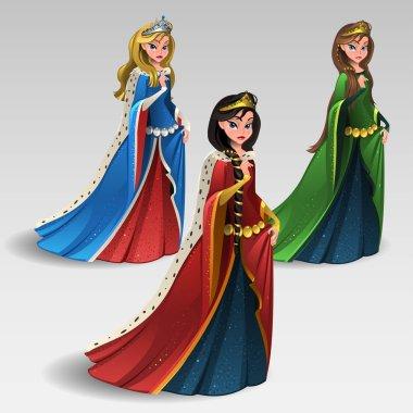 Queens set