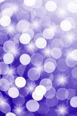 Purple-blue defocused lights useful as a background. Good for website designs or texture.