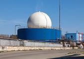 Photo Bio gas plant