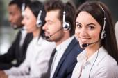 Fotografie Call center